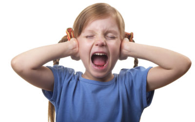 Hysterické záchvaty u detí